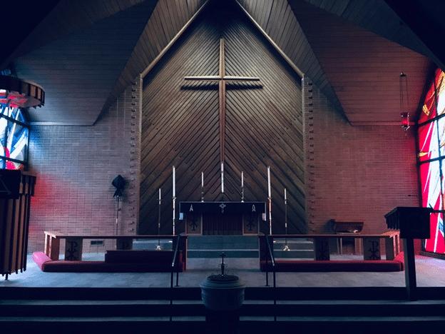 A Church in California