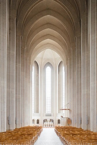 A church building cathedral