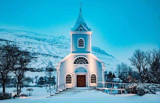 Church Hail